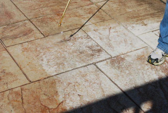 penetrating concrete sealer