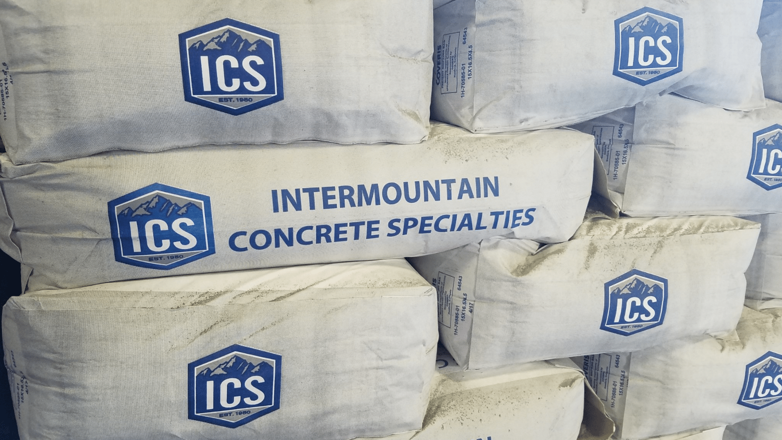 ICS precision concrete grout