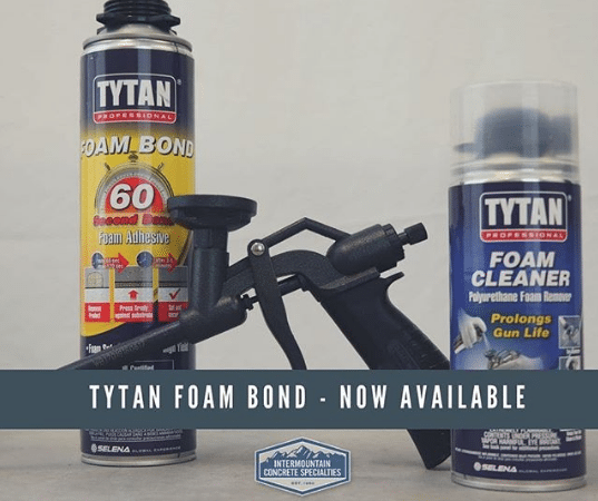 Tytan bonding foam