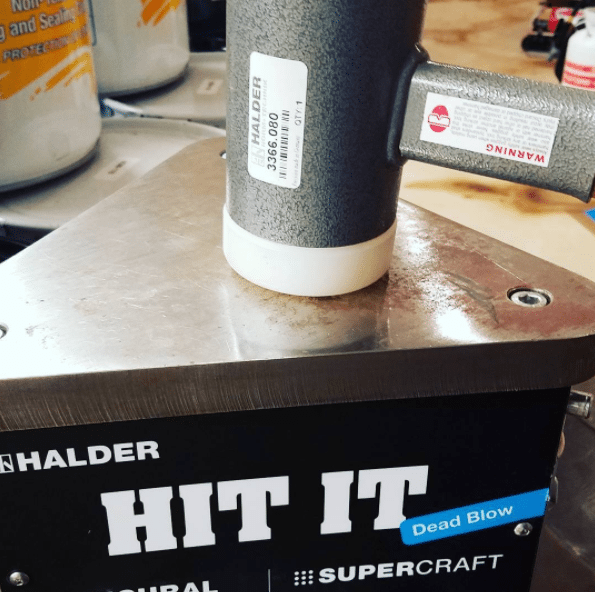 Halder Hammers ICS