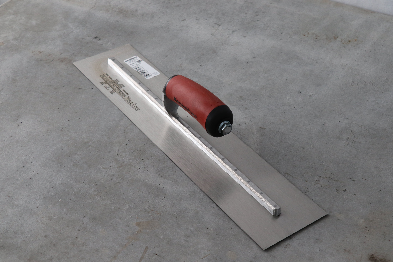 concrete trowel