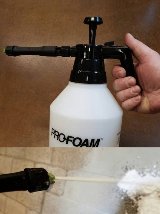 SwissMex Foaming Sprayer | Concrete Tools You Need