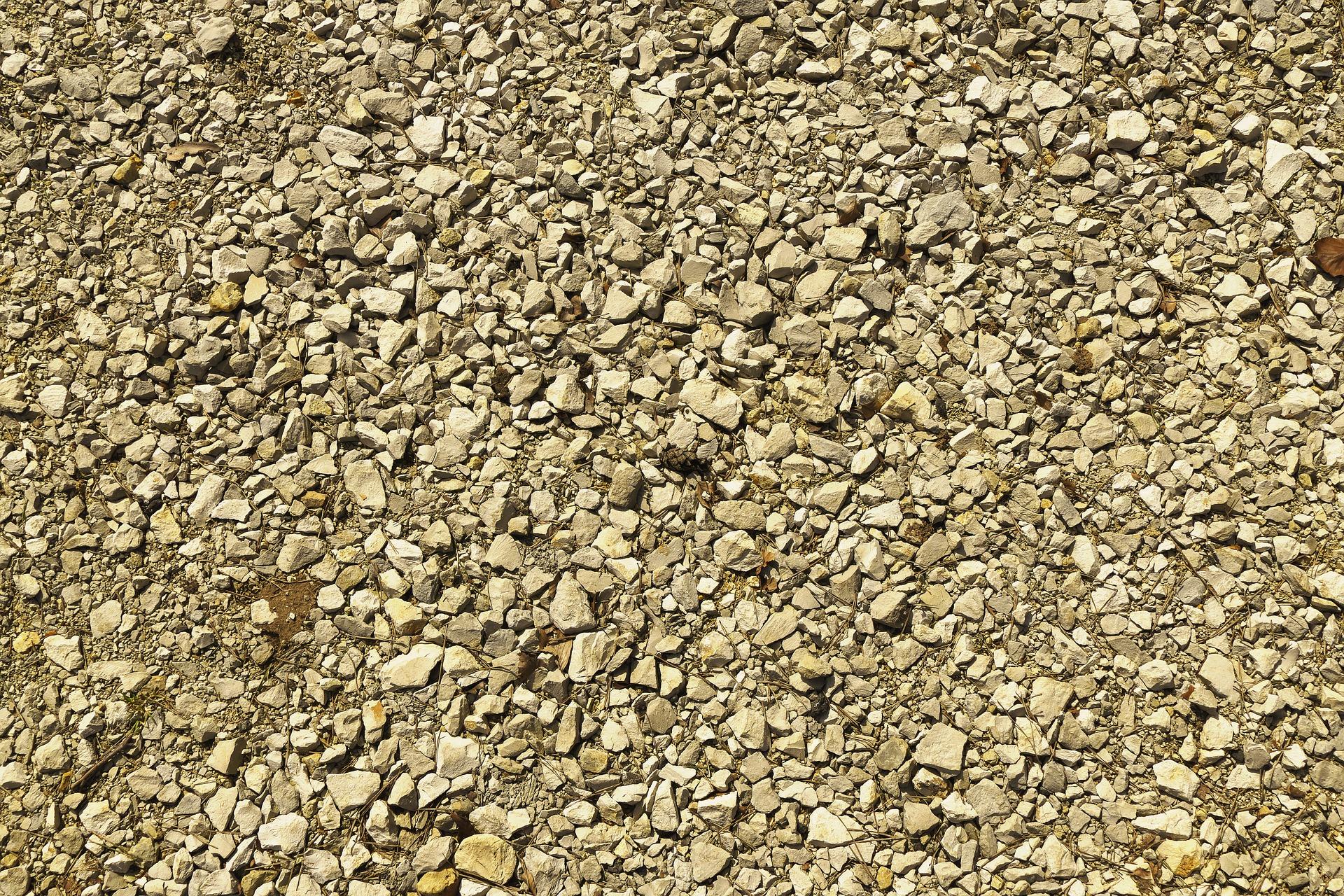 concrete aggregate material