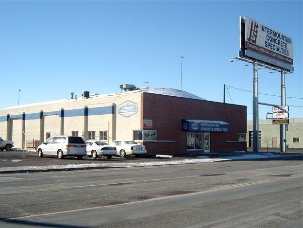 Concrete Supplies Salt Lake City | Intermountain Concrete Specialties
